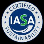 Grundbedürfnis Nachhaltigkeit - das Gütesiegel für Nachhaltigkeit der IASA e.V.