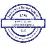 Michael Wühle, zertifizierter Energieberater von BAFA, dena und BLE. Energeeffizienz-Experte des Bundes.