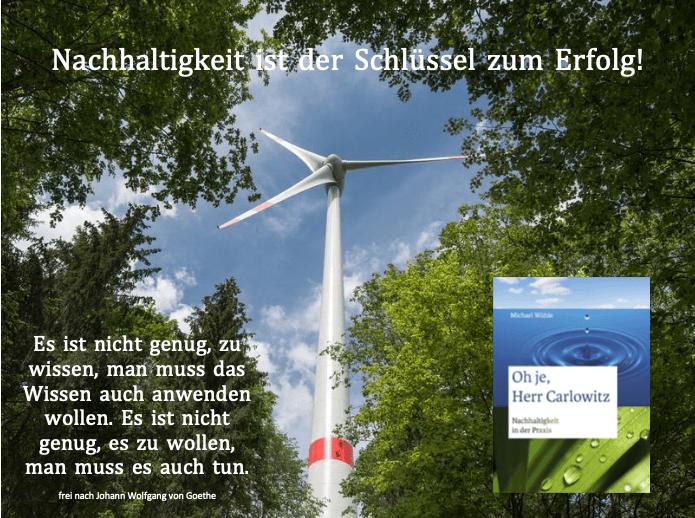 Was bedeutet Nachhaltigkeit?